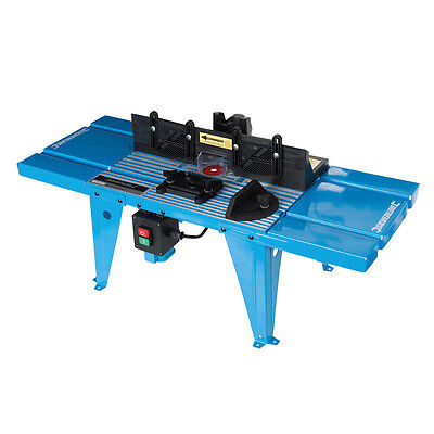 Silverline 460793 DIY Router Table with Protractor 850 x 335mm