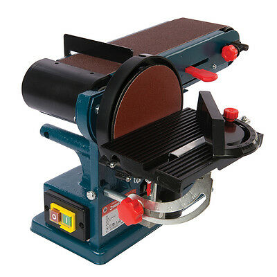 Silverline 972660 Silverstorm 350W Bench Belt/Disc Sander 390mm 350W