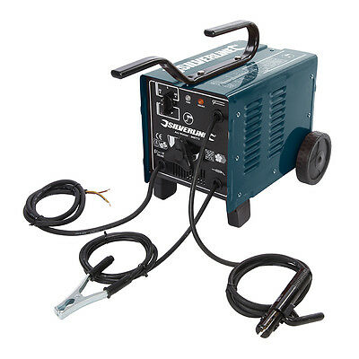 Silverline 868773 250A MMA Arc Welder 65 - 250A