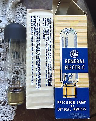 GE Precision Lamp For Optical Devices 120V 750W DDB PH/750T12P-120v