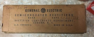 General Electric Semiconductor Rectifiers SC245D2