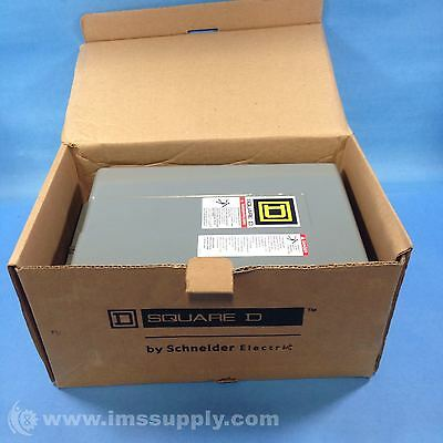 Square D 8903Lxg1000V04 600 Vac 30 Amp Lighting Contractor Fnob