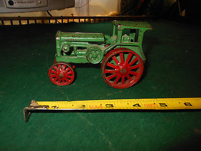 1921 Arcade Cast Iron Avery Farm Tractor,  Original Paint Hubley Rare