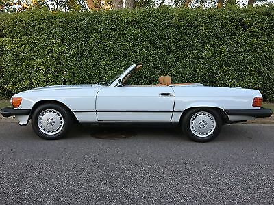 1989 Mercedes-Benz SL-Class  OUTSTANDING 3RD OWNER 45K DOCUMENTED