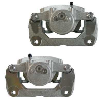 New Pair of Front Left and Right Brake Calipers fits Ford Lincoln Mazda Mercury