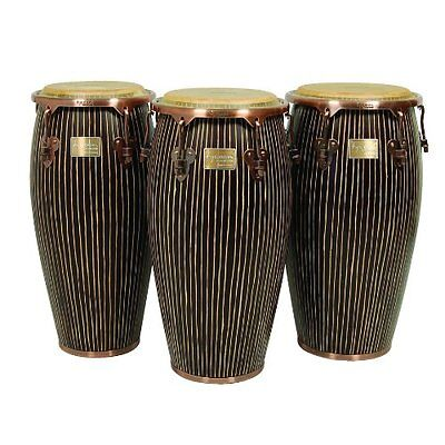 Tycoon Percussion MTCHC-110AC/ST1 11 inch Master Hand Crafted Pinstripe Series