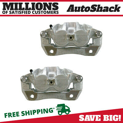 New Front Left and Right Brake Calipers fits Acura RDX Honda CR-V Odyssey Accord