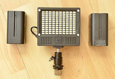 Cineroid L10-BC 18W On-Camera Variable Color Temperature LED Light