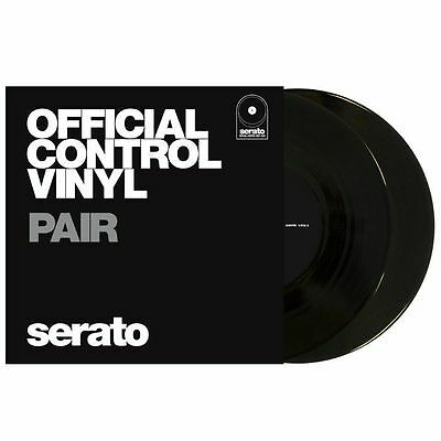 Serato Performance Series Control Vinyl Black Pair DVS 7""