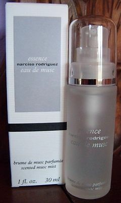 Essence Eau de Musc Narciso Rodriguez for women:30 ml BRUME DE MUSC PARFUMÉE