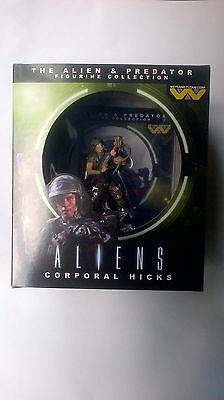 "Alien Predator Figurine Collection #3 ""corporal Hicks"" - Eaglemoss"