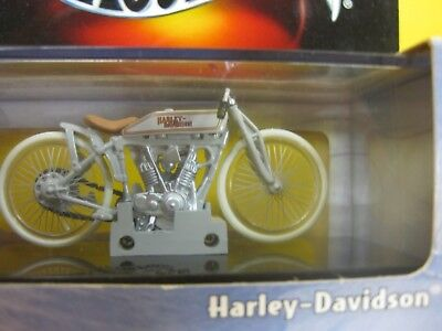 Hot Wheels 100% for the adult collector - 1920 Harley Davidson. Brand New