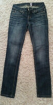 New look yesyes size 6 skinny blue jeans