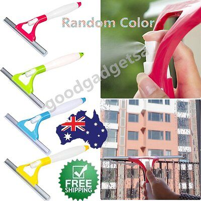 Car Windshield Squeegee Glass Wiper Blade Cleaning Shower Screen Glass Cleaning@