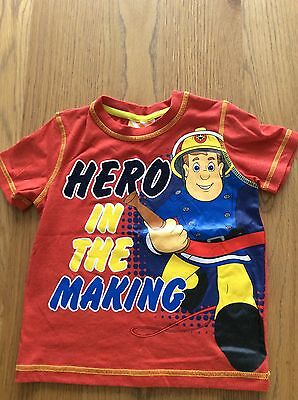 Boys T-Shirt Age 3 To 4 Years