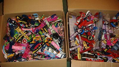 Trade Only Job Lot Of 100 X  Mixed  Character  Watches 100% Gen .<<