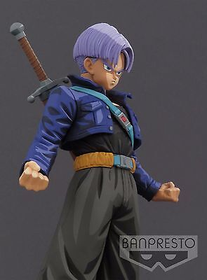 Dragon Ball Z Master Stars Piece Trunks Manga Dimensions Figure. Pre-Order