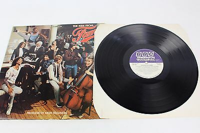 BBC Records The Kids From Fame Vinyl LP REP 447 Stereo 1982 Gatefold Sleeve B11