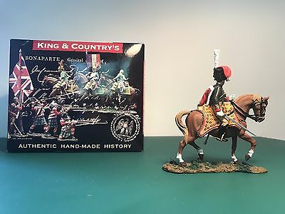 King And Country NA091 French Calvary Officer