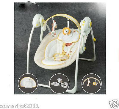 Fashion Security Comfortable Baby Swing Chair/Baby Rocking Chair HL3