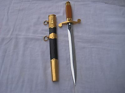 USSR NAVY MARINE OFFICER'S DIRK DAGGER knife ORIGINAL 1951