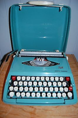 Vintage Typewriter by Smith Corona, A Must see.