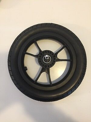 Baby Jogger Stroller Replacement Rear Wheel Black Toddler NEW Baby Parts