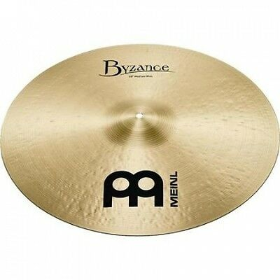 Meinl Byzance Medium Ride Traditional Cymbal 50cm. Shipping is Free
