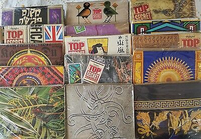 Lot 15 New Sealed Highlights Top Secret Adventures Geography Kits Puzzles Cards