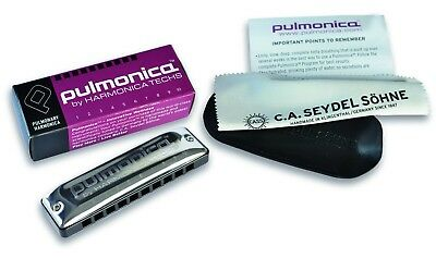 Pulmonica - The Pulmonary Harmonica designed for non-musicians. Harmonica Techs