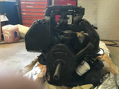 Wisconsin VG4D engine with all accesories carb starter generator etc new rebuilt