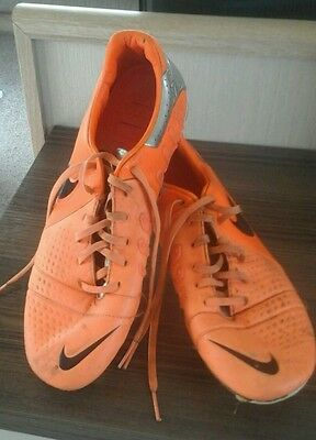 Nike football boots size 10.5