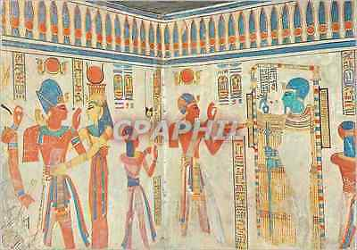 CPM Luxor Queens Valley Mural Painting in the Tomb of Amen her Khopsef
