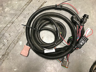 AG Leader Cable 4001266 Raven 440 450 460 7 Section Adapter Harness