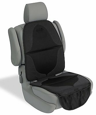 Summer Infant Elite Duo Mat for Car Seat, Black NEW Free shipping