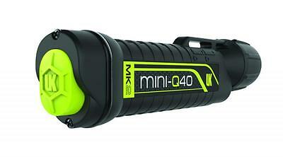 Underwater Kinetics MiniQ40 Dive Light MK2 - Black