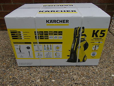 karcher k5 premium full control plus 145bar pressure washer new picclick uk. Black Bedroom Furniture Sets. Home Design Ideas
