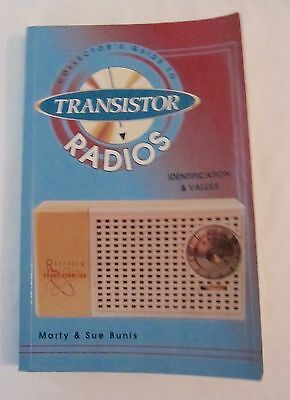 """""""Collector's Guide to Transistor Radios"""" by Marty and Sue Bunis"""