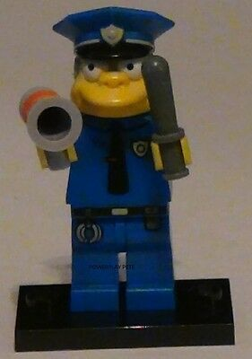 Lego The Simpsons Wave 1 Mini Figure Chief Wiggum