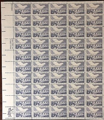 US Stamp Sheets - Scott# 1721 Peace Bridge MNH - Free Shipping