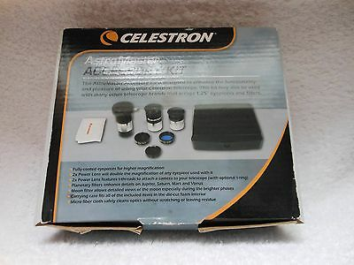Celestron AstroMaster 1.25 inch Astronomy Eyepiece Accessory Kit