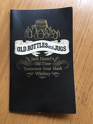 Jack Daniels Bottles & Jugs Book