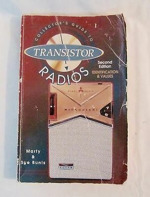 """""""Collector's Guide to Transistor Radios - Vol. 2 -by Marty and Sue Bunis."""
