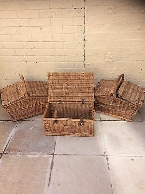Fortnum And Mason Wicker Picnic Basket Hampers F&m