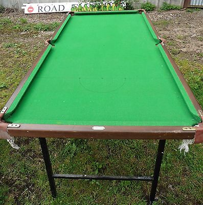 Snooker Table 6 ft