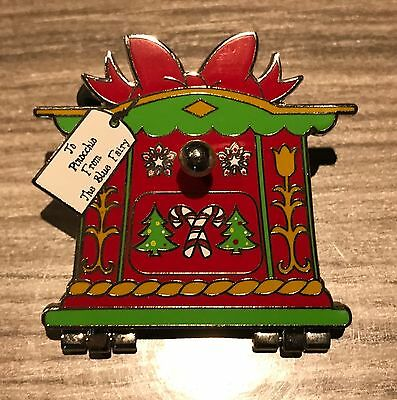 Disney Pin Jiminy Cricket Hinged Gift Christmas 2010 Event LE 600