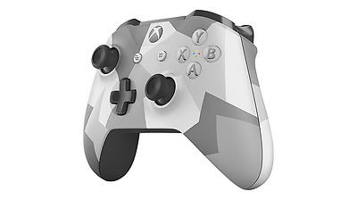 Official Xbox One Wireless Controller - Winter Forces Special Edition New Sealed