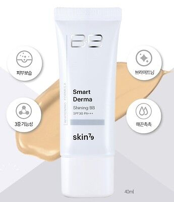 SKIN79 BB Cream Smart Derma Mild Shinning SPF 30 PA+++ 40ml