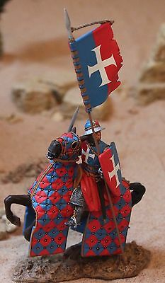 King And Country Knights Crusaders Mk55 Toy Soldiers   Britains