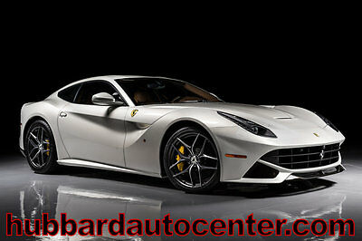 2016 Ferrari F12berlinetta Original MSRP $457,512, one of the best spec'd F12 2016 Ferrari F12 Only 1400 miles, Original MSRP over $457,500, Best Spec'd F12!